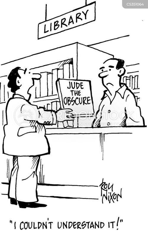 book group cartoon