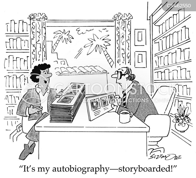 Storyboards Cartoons And Comics  Funny Pictures From Cartoonstock