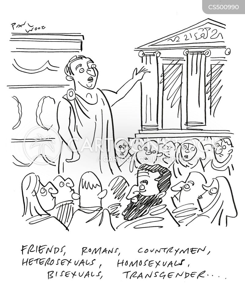 sexual identity cartoon