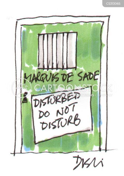 institutionalised cartoon