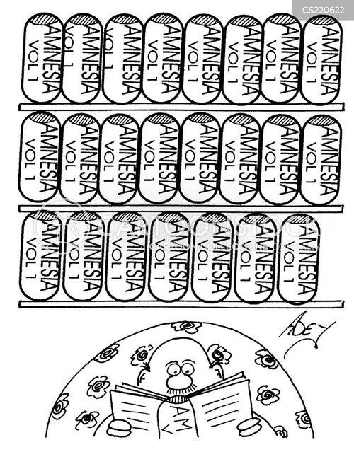 volumes cartoon