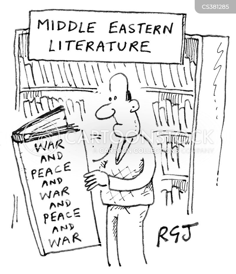 iraqi wars cartoon