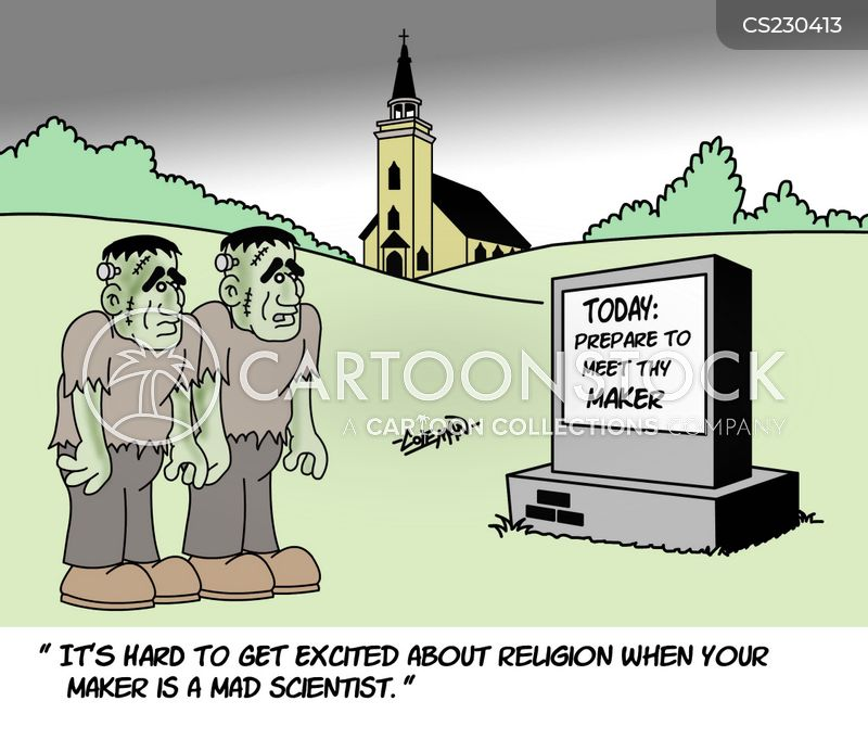 frankenstein science vs religion Frankenstein science quotes  taken the pains to explain to me that the principles of agrippa had been entirely exploded and that a modern system of science had.