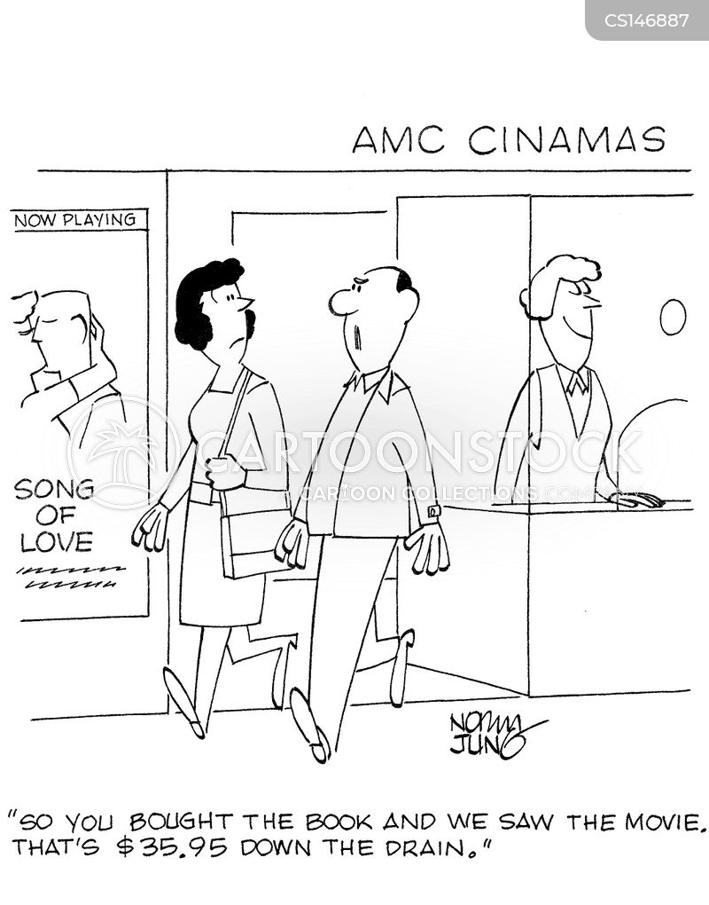 film adaptations cartoon