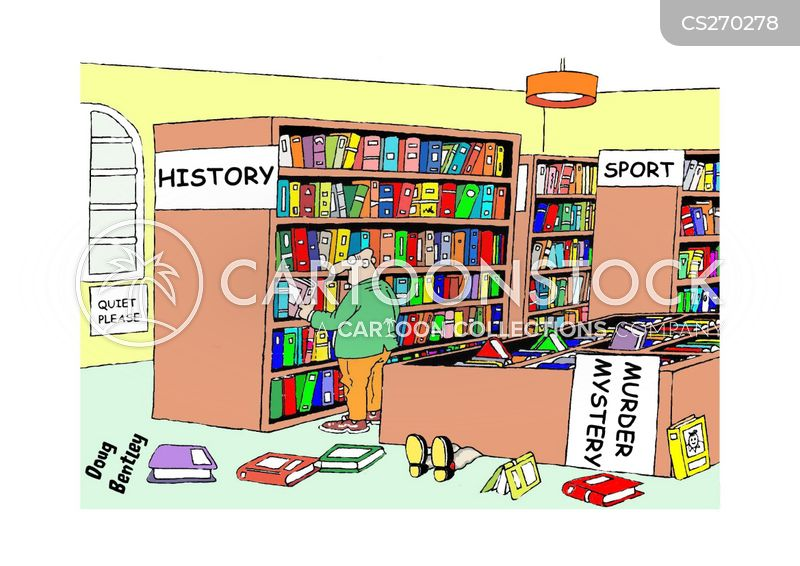 Book Shelf Cartoon 20 Of 46