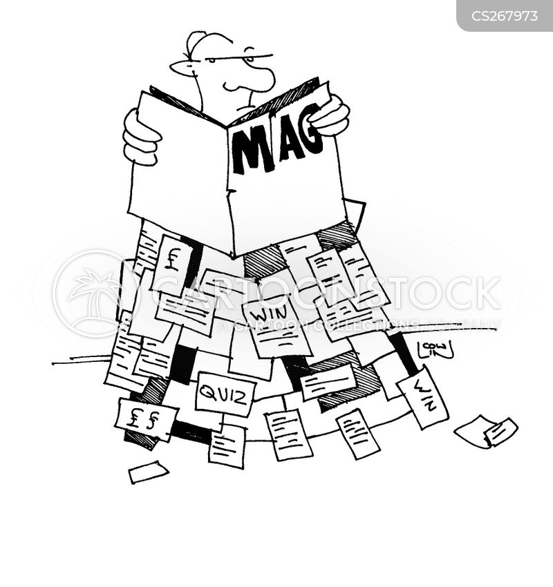 scratch card cartoon