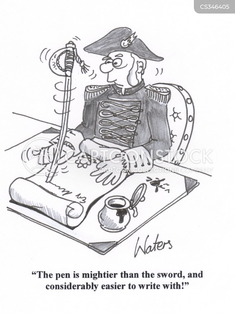 sea captains cartoon