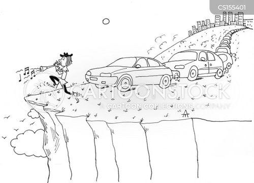 Pied Piper Comic Pied Piper of Hamelin Cartoon