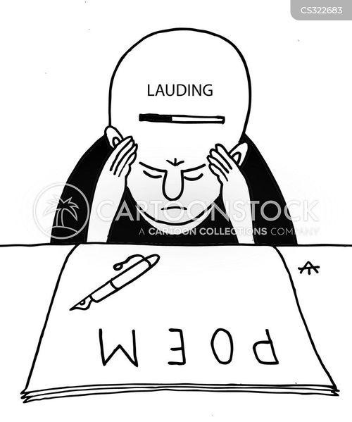 praised cartoon