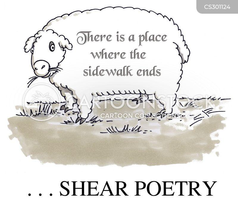 verse cartoon