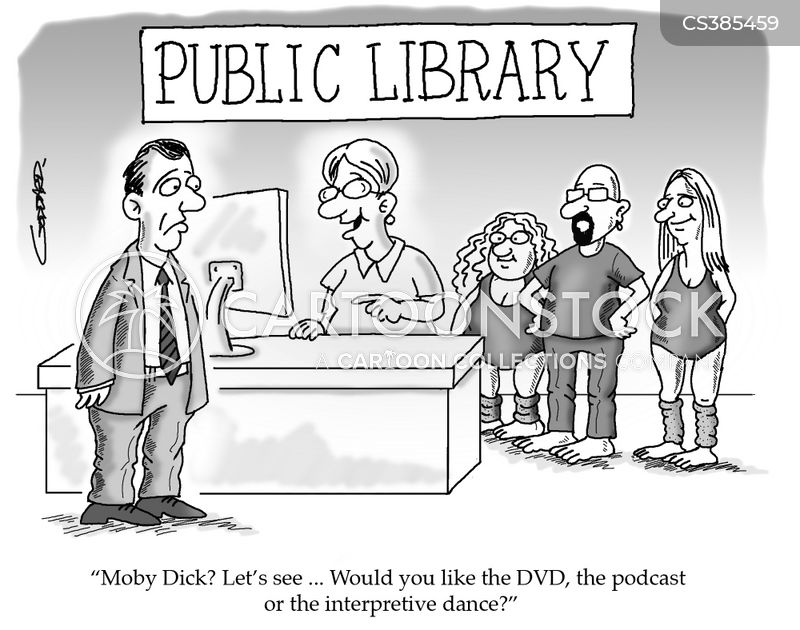 podcast cartoon