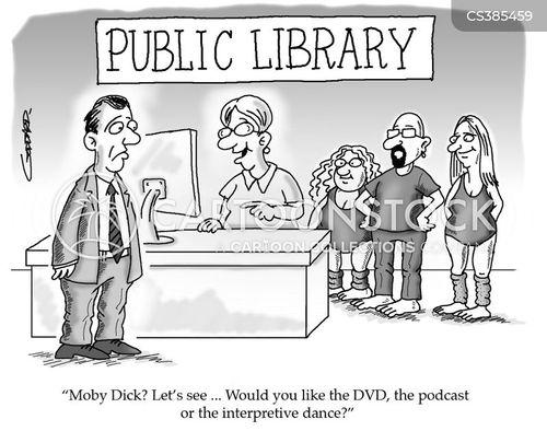 podcasts cartoon
