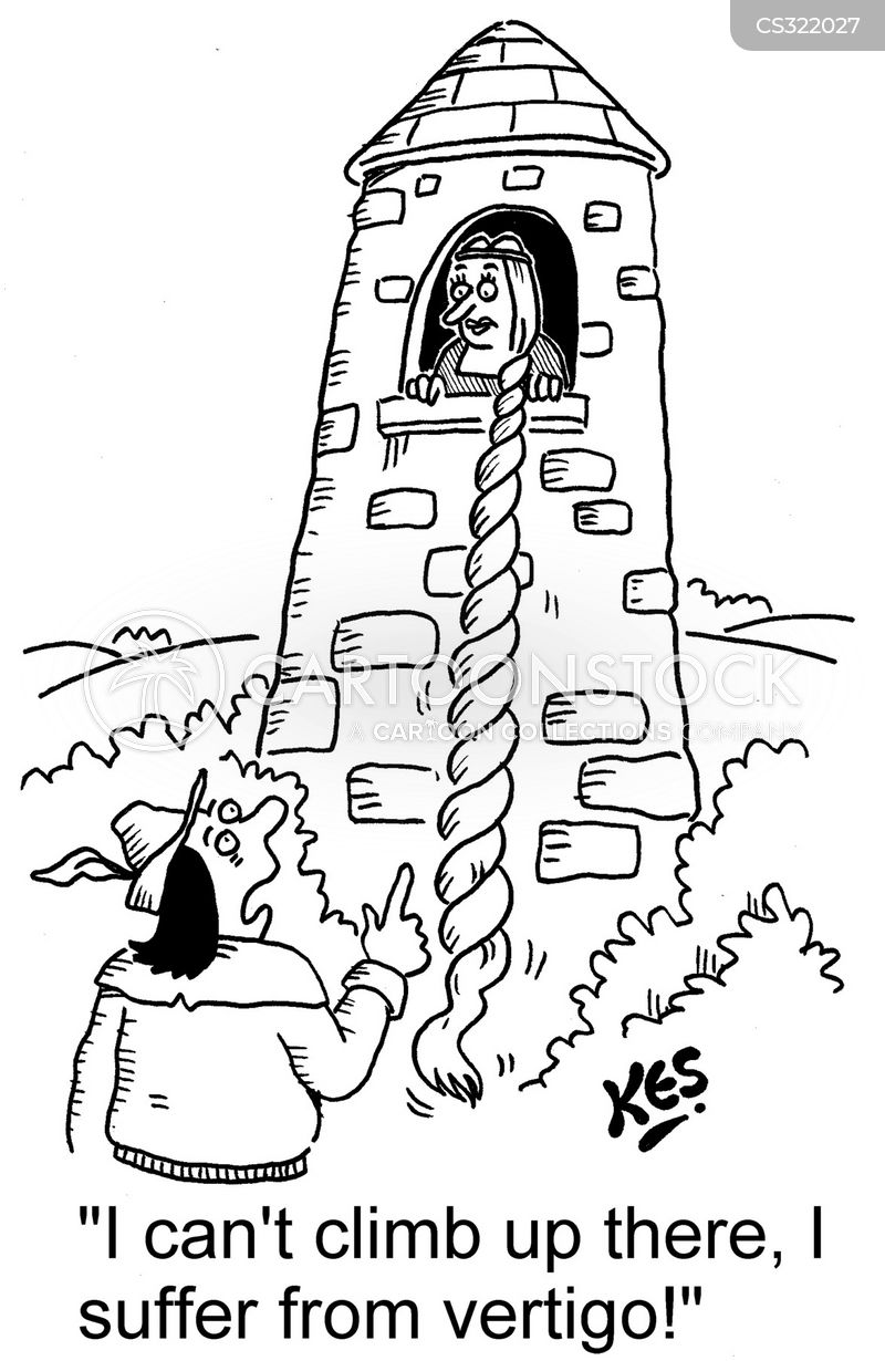 ivory towers cartoon