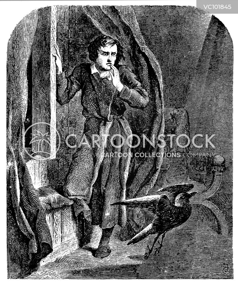 Edgar Poe cartoons, Edgar Poe cartoon, funny, Edgar Poe picture, Edgar Poe pictures, Edgar Poe image, Edgar Poe images, Edgar Poe illustration, Edgar Poe illustrations
