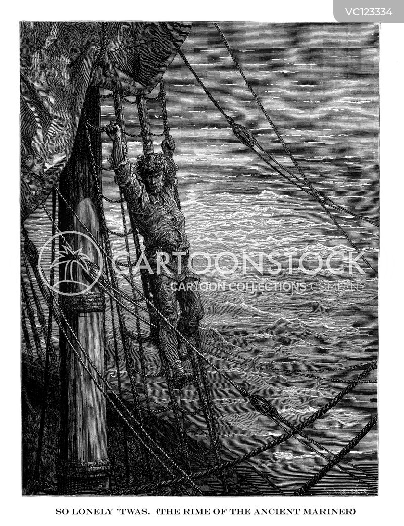 Ancient Mariner cartoons, Ancient Mariner cartoon, funny, Ancient Mariner picture, Ancient Mariner pictures, Ancient Mariner image, Ancient Mariner images, Ancient Mariner illustration, Ancient Mariner illustrations