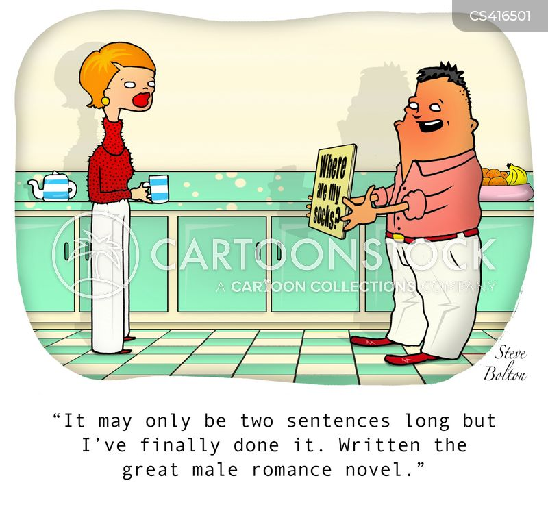 Romance Novels cartoons, Romance Novels cartoon, funny, Romance Novels picture, Romance Novels pictures, Romance Novels image, Romance Novels images, Romance Novels illustration, Romance Novels illustrations