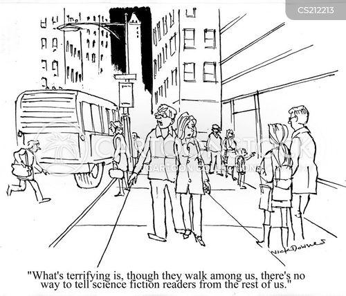 geekiness cartoon