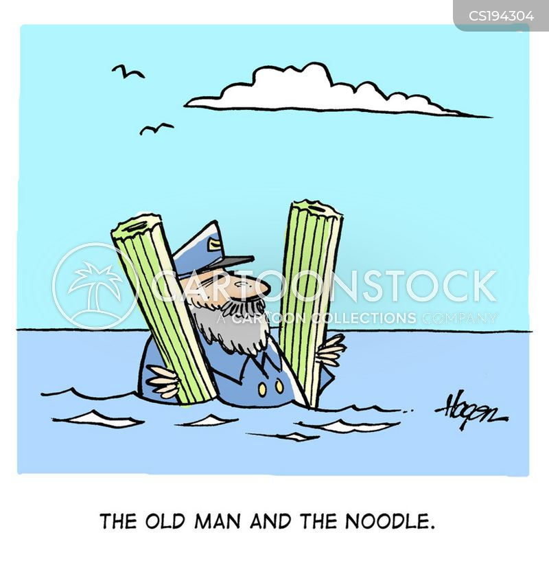 noodle cartoon