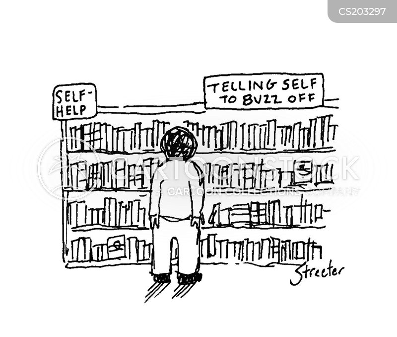 shelf cartoon