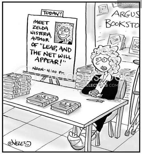 safety nets cartoon