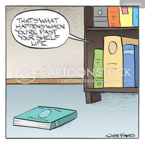 shelf-life cartoon