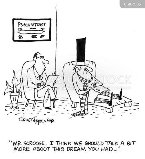 dickens cartoon