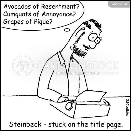 literature-steinbeck-writer_s_block-grap