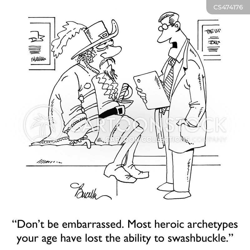 swashbuckler cartoon