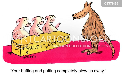 talent contests cartoon