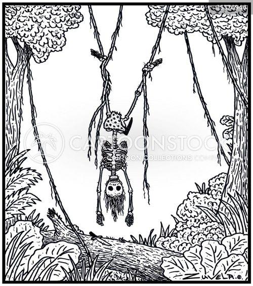 remains cartoon