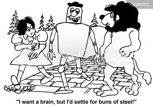 tinman cartoon