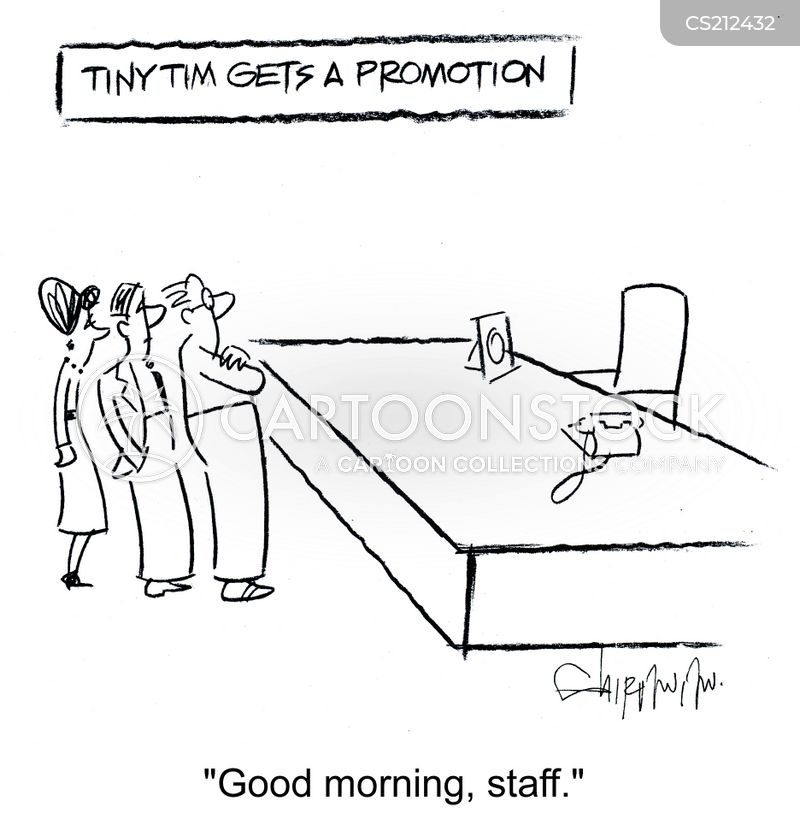 tiny tim cartoon