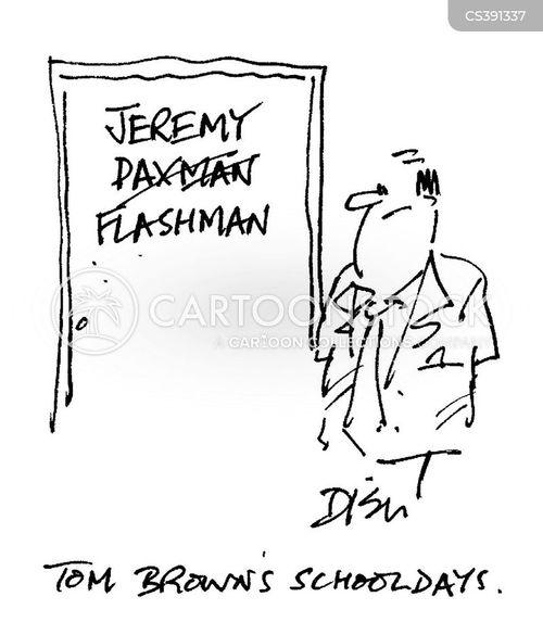 jeremy paxman cartoon
