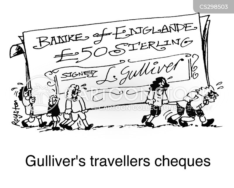 gullivers travels cartoon