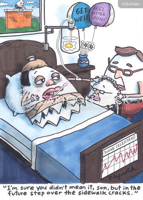 unluckiness cartoon