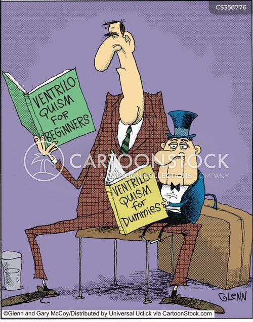 puppetry cartoon