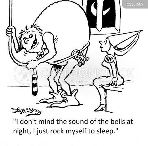 church bells cartoon
