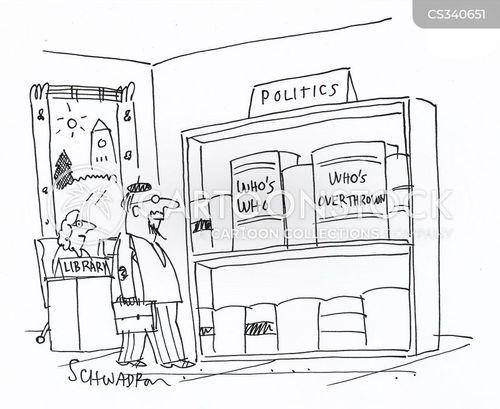 overthrow cartoon