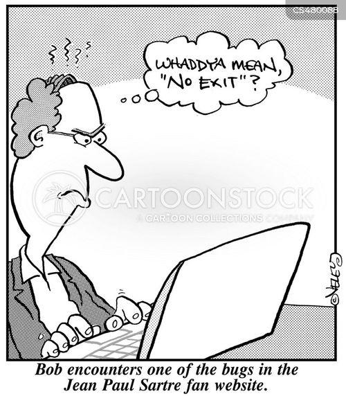 fan club cartoon