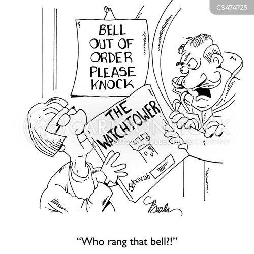 watchtower cartoon