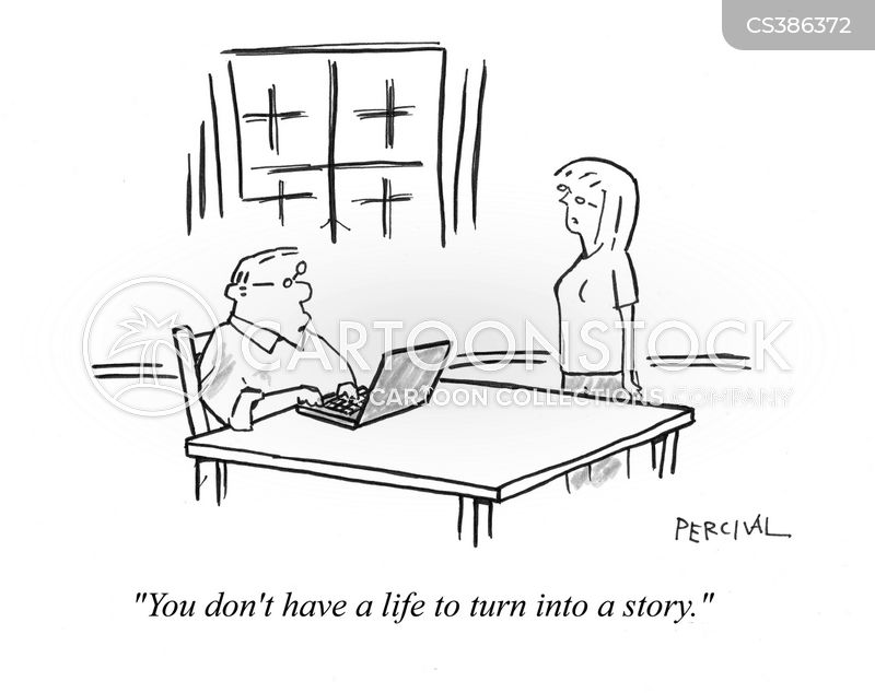 self-publish cartoon