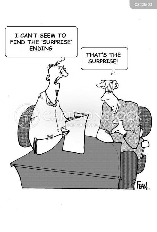 novellists cartoon