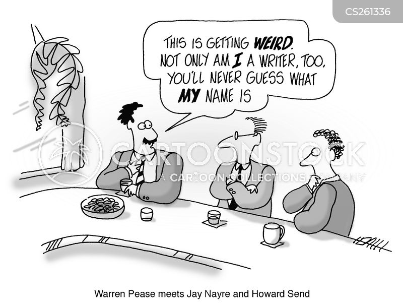 Funny Names Cartoons and Comics - funny pictures from