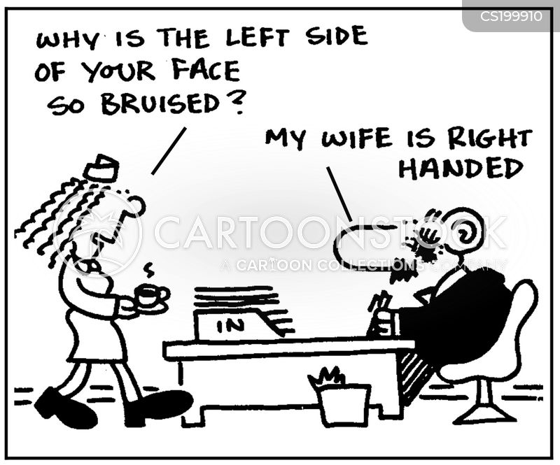 abused cartoon
