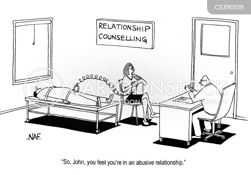 abuser cartoon