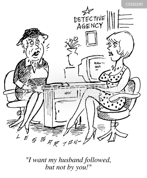 womaniser cartoon