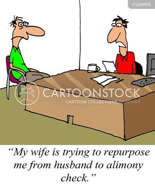 prenuptials cartoon