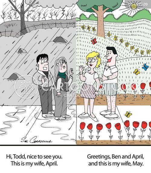 early summer cartoon