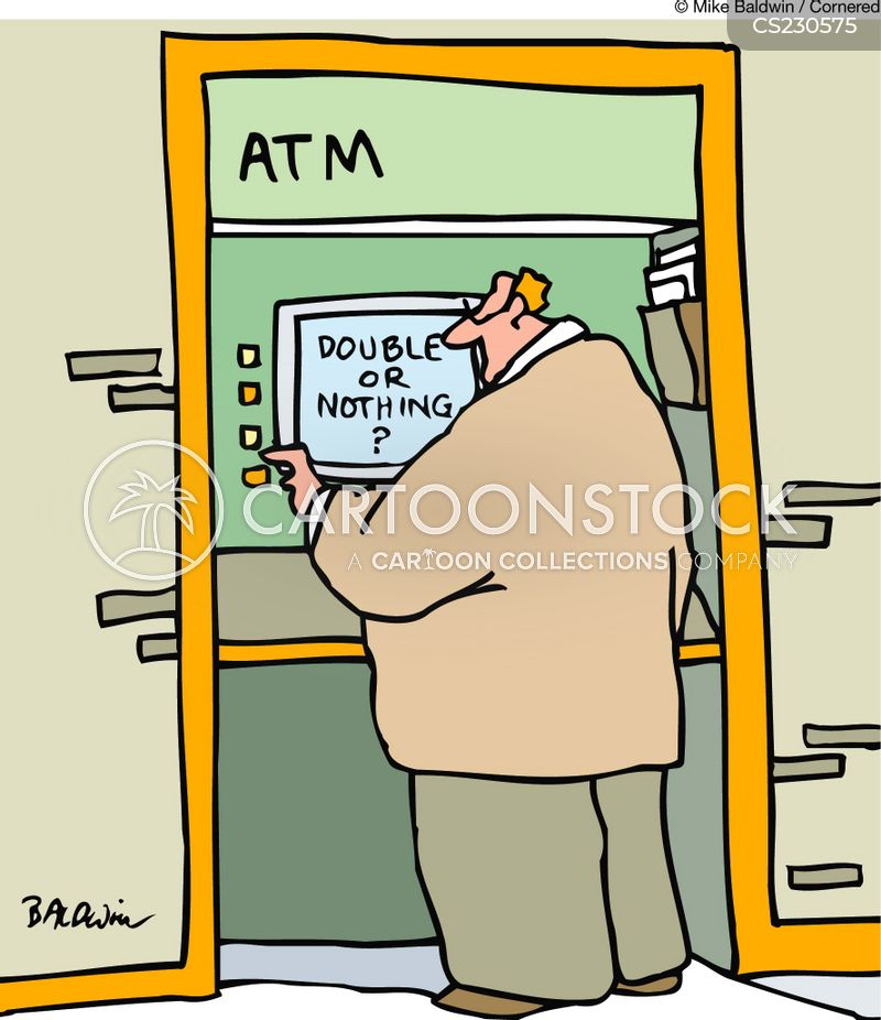 double or nothing cartoon