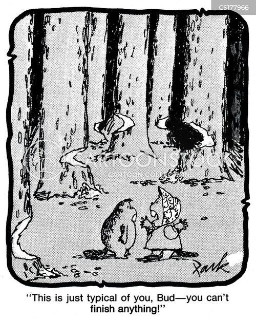 dams cartoon